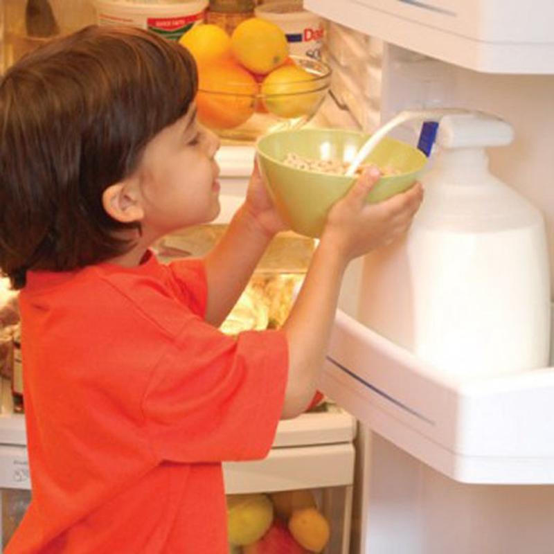 Automatic Water Milk dispenser
