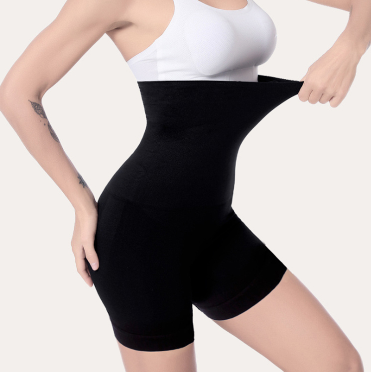Shapewear Comfort High Waist Thigh Slimmer Body Shaping Briefs Pants for Women