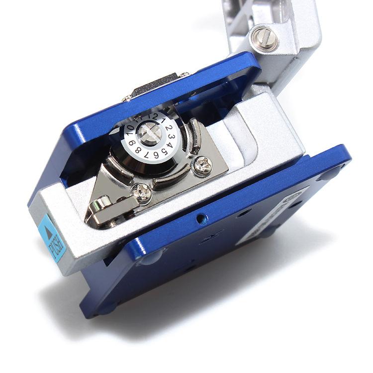 Fiber cleaver Tool Set setting
