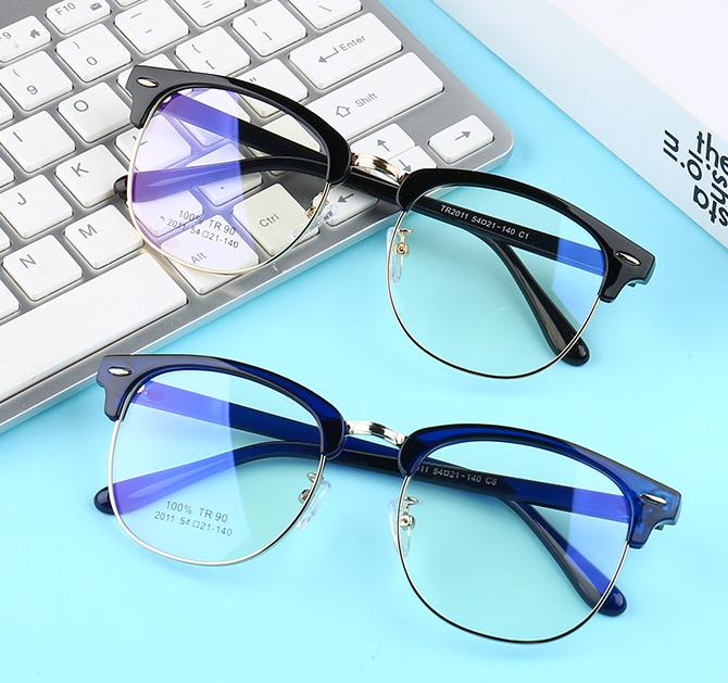 Anti Blue Light Glasses Club Master GB2021 18