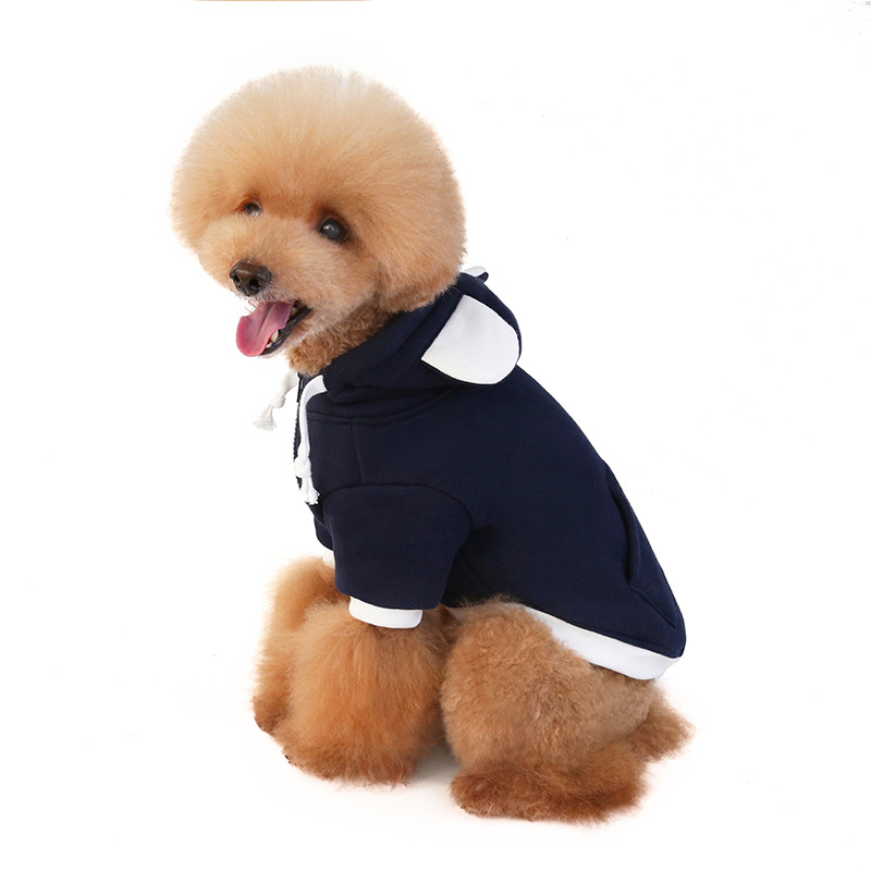 Autumn And Winter Thickening Dog Sweater   Warm And Comfortable Dog Sweater