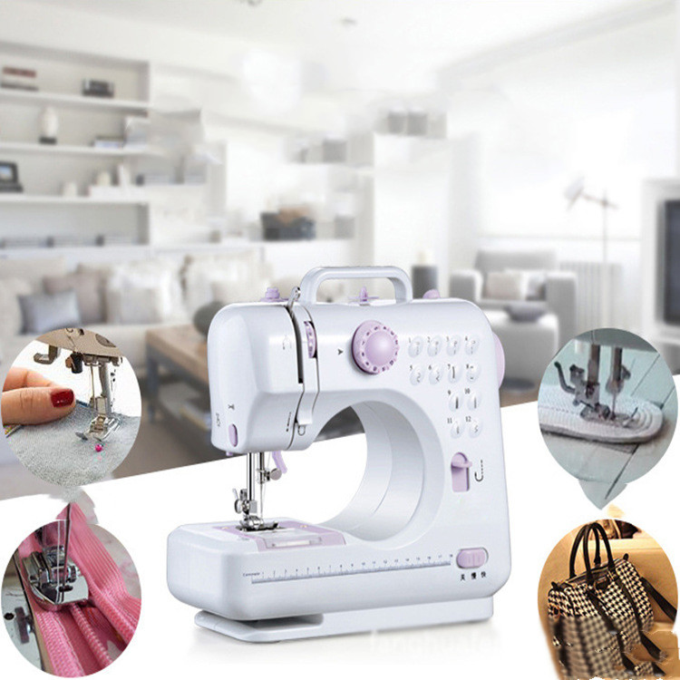 Fanghua 505A multi-function electric Sewing Machine Ideal for Many Home Sewing Projects