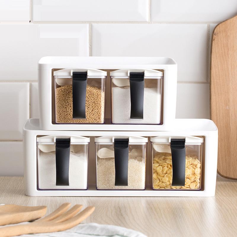 c87733e2 da54 4084 aff4 5547a8094bbb - Contenedor de almacenamiento de cocina para condimento de hierbas