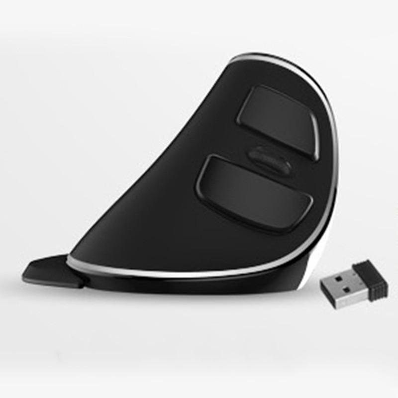 Souris verticale RGB M618 Delux pour droitier – Noir