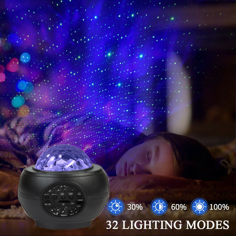 Projector Starry Night Lamp
