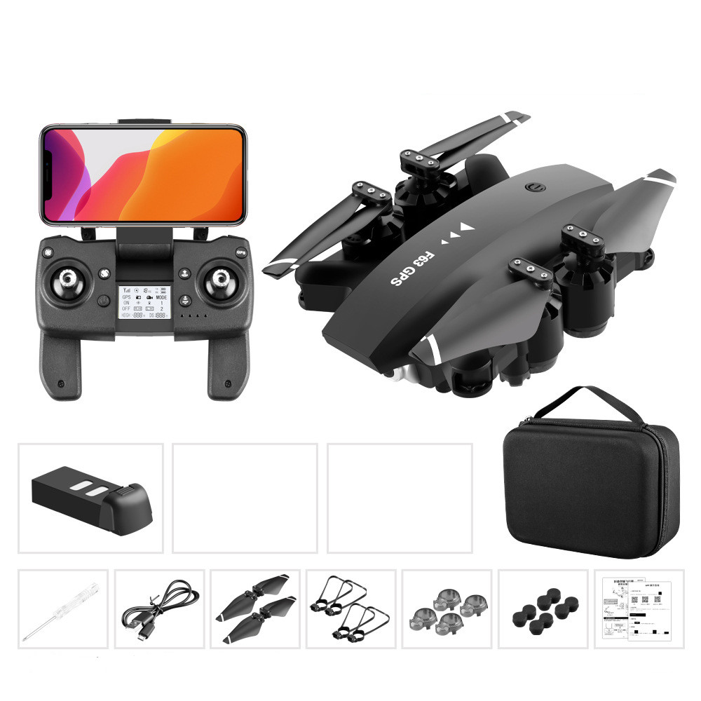 F63 GPS Aerial-Photography Drone