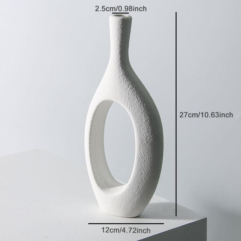 Artistic Ceramic Vase 12