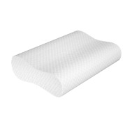 Memory Foam Pillow, Bed Pillow for Sleeping, Adjustable Contour Pillow for Neck Pain, Neck Support for Back, Stomach, Side Sleepers, Orthopedic Cervical Pillow, CertiPUR-US