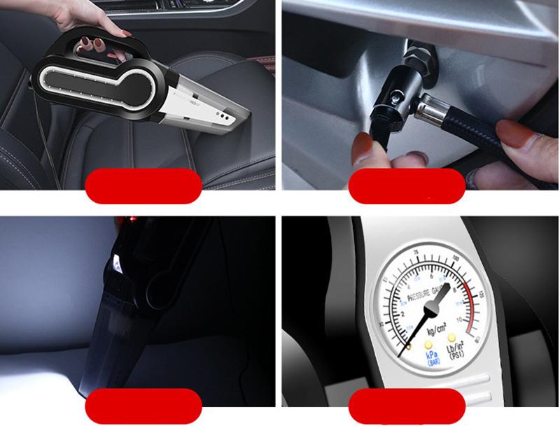 4 in 1 car vacuum | technologiesbest.com