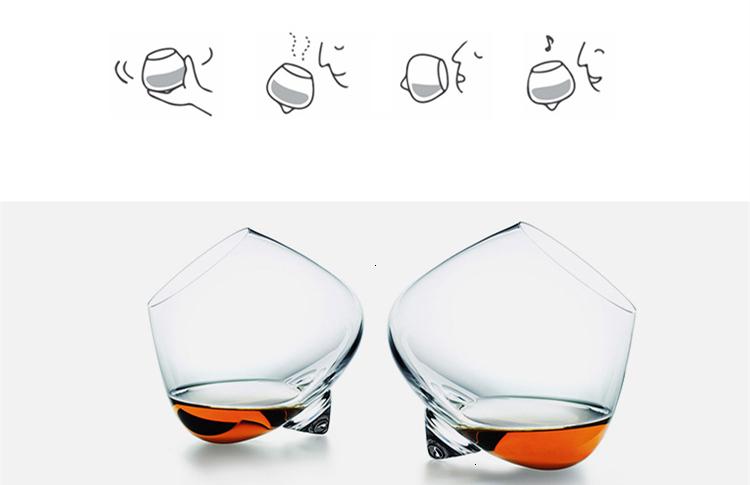Wide Belly Spirit Glasses
