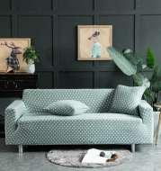 Elastic Sofa Cover All inclusion Case for Living Room Geometric Design nine colors
