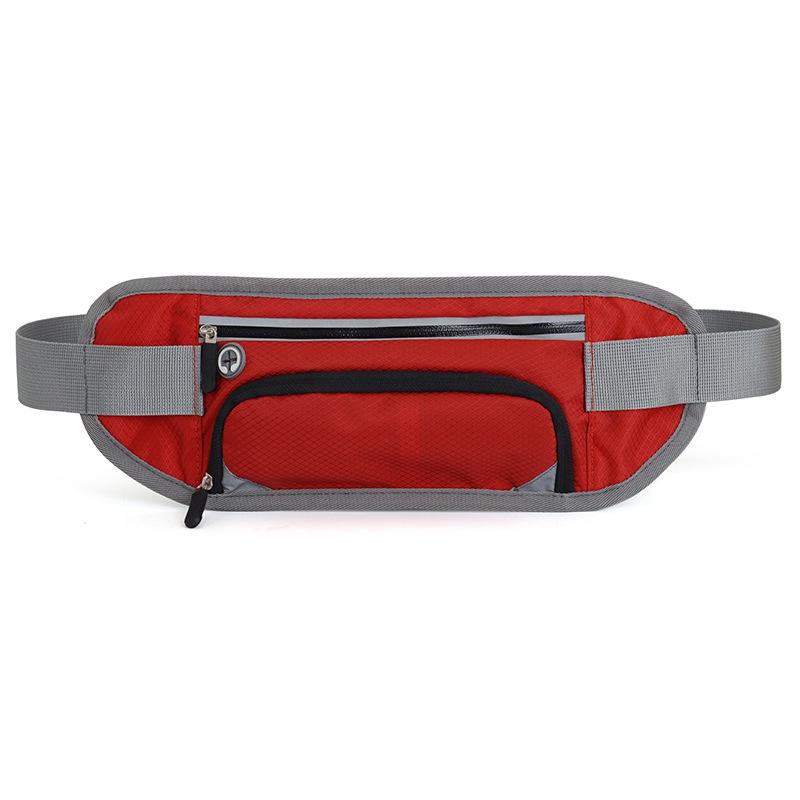 Running Waist Belt Bag With Water Bottle 23