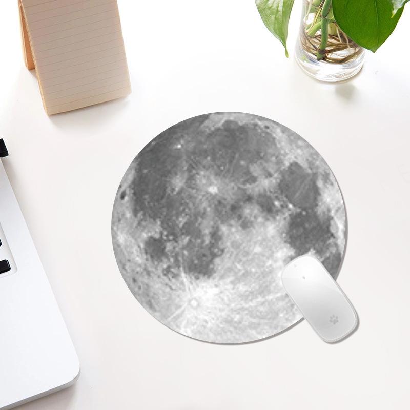tapis de souris Lune