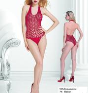 Yeahsoul Women Fishnet Bodystockings,Sexy Lingerie Babydoll Bodysuit Nightwear