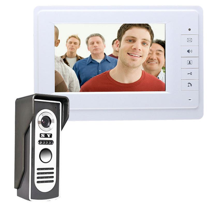 ENNIO Video Doorbell Intercom set