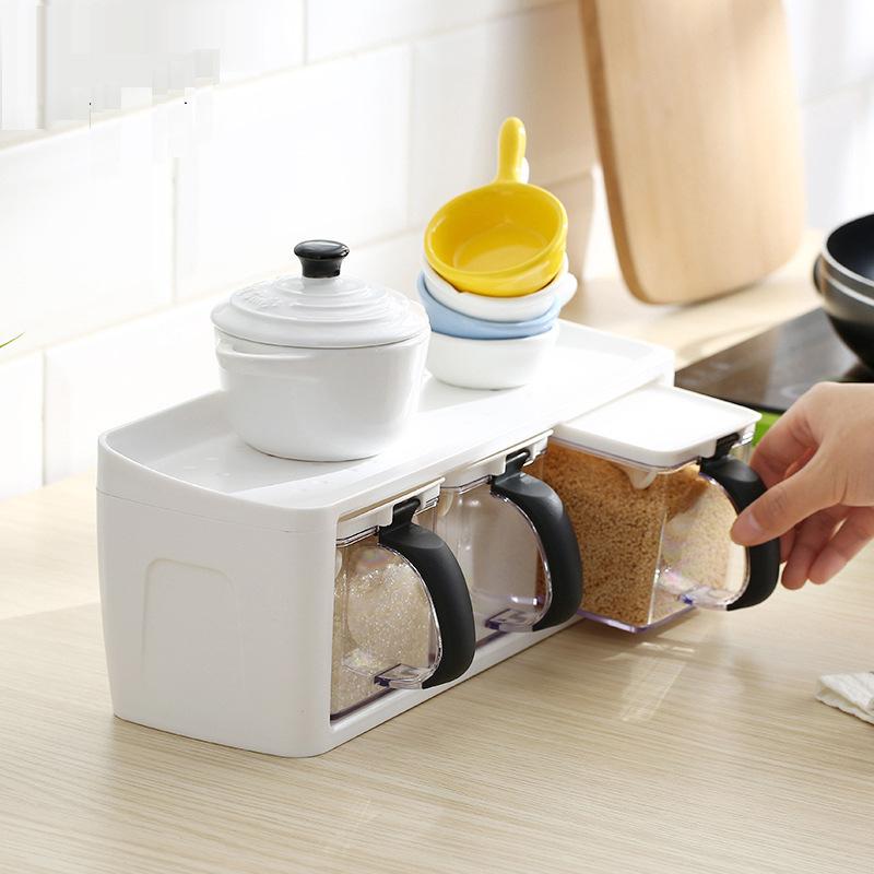 dcefd4ad 392b 485c 9c63 40318c20e986 - Contenedor de almacenamiento de cocina para condimento de hierbas