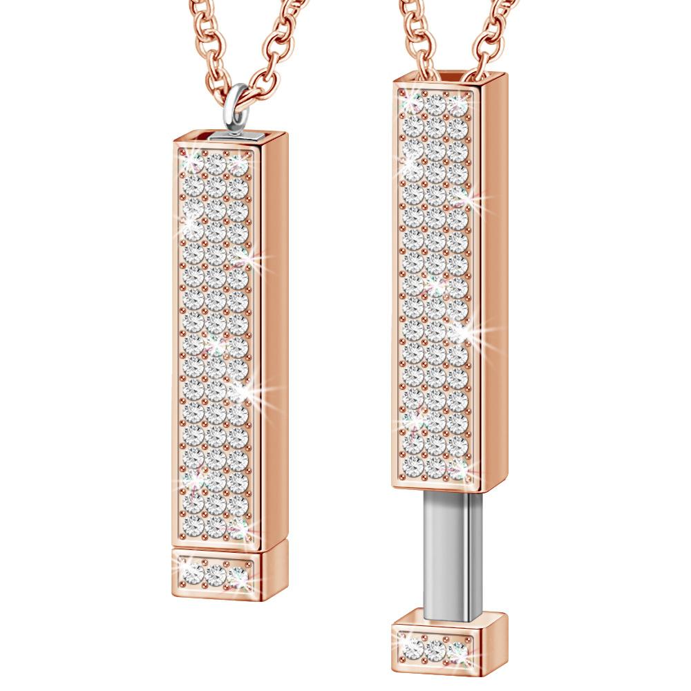 Versenkbarer  Stabanhänger Halskette | sportshop3000