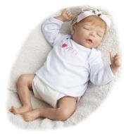 Realistic 17.5 inches Elvira Reborn Baby