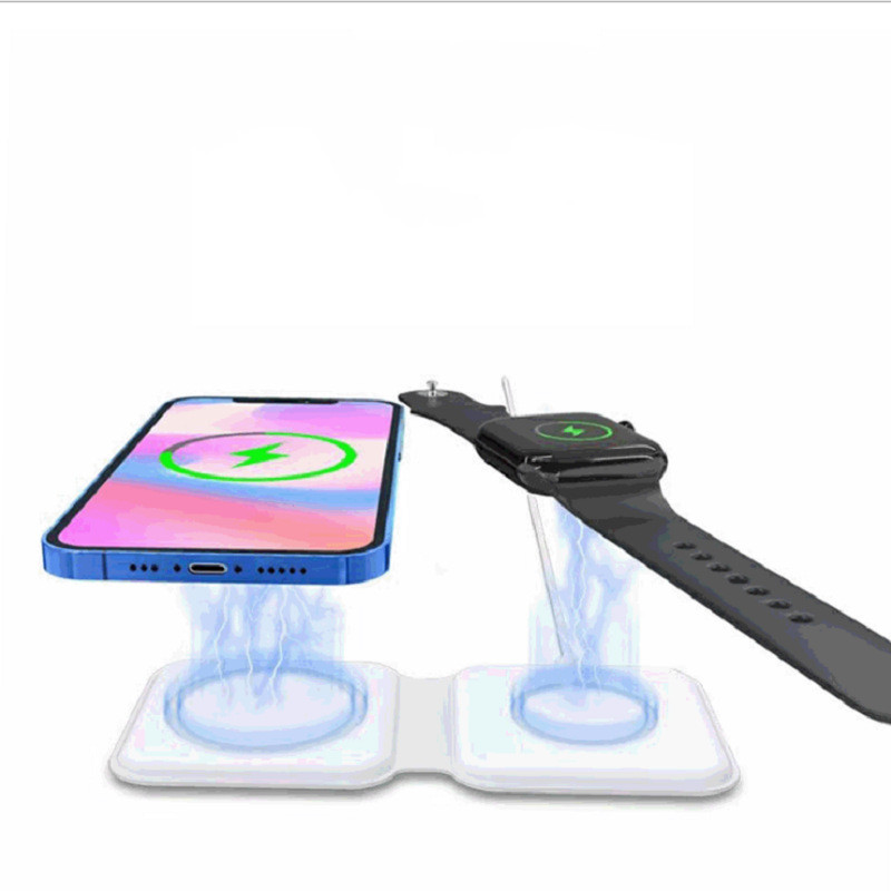 Magnetic wireless charger chargeur-sans-fil