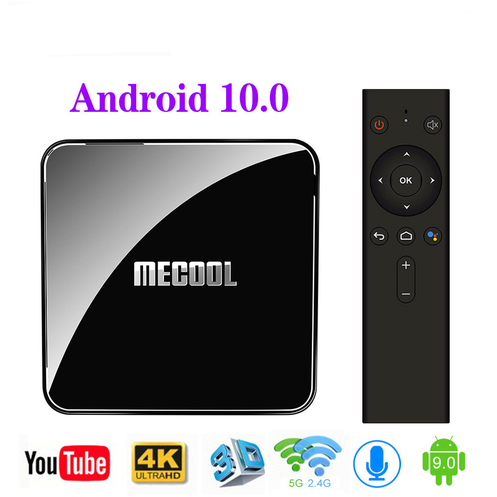 Mecool KM3 Android 10.0