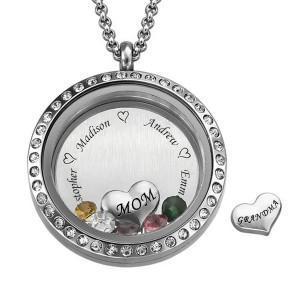 personalisierte Silber Halskette   sportshop3000