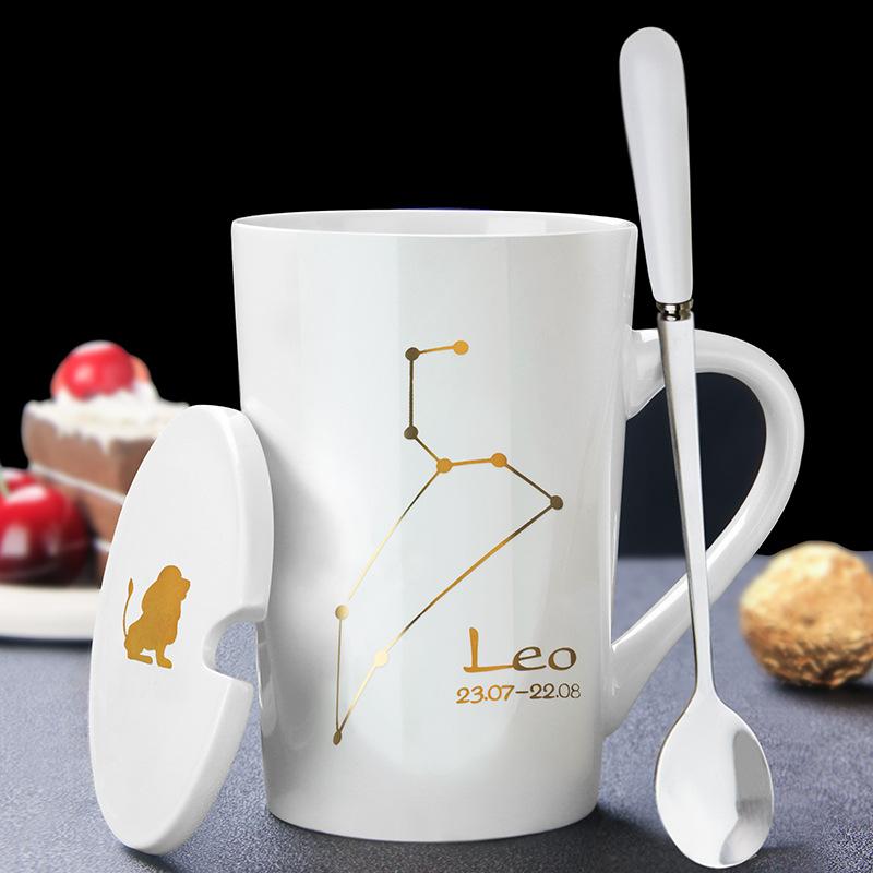 zodiac mugs