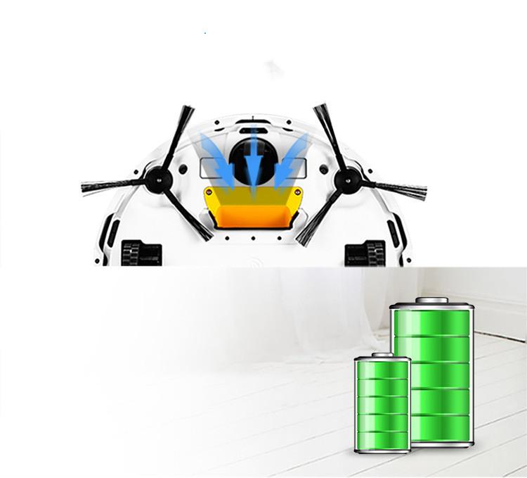 Smart Robotic Vacuum Cleaner Batteries