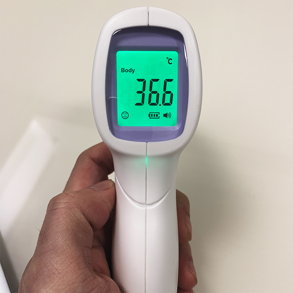 Non-Contact Digital Infrared Body Thermometer Gun