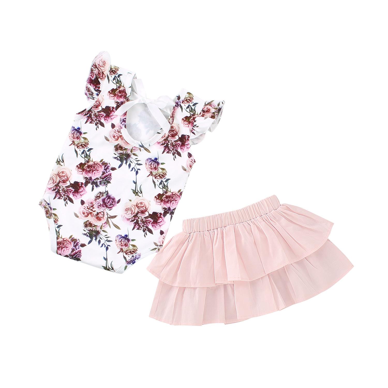 Flying-sleep-girl-onesie-romper-skirt-set-outfit