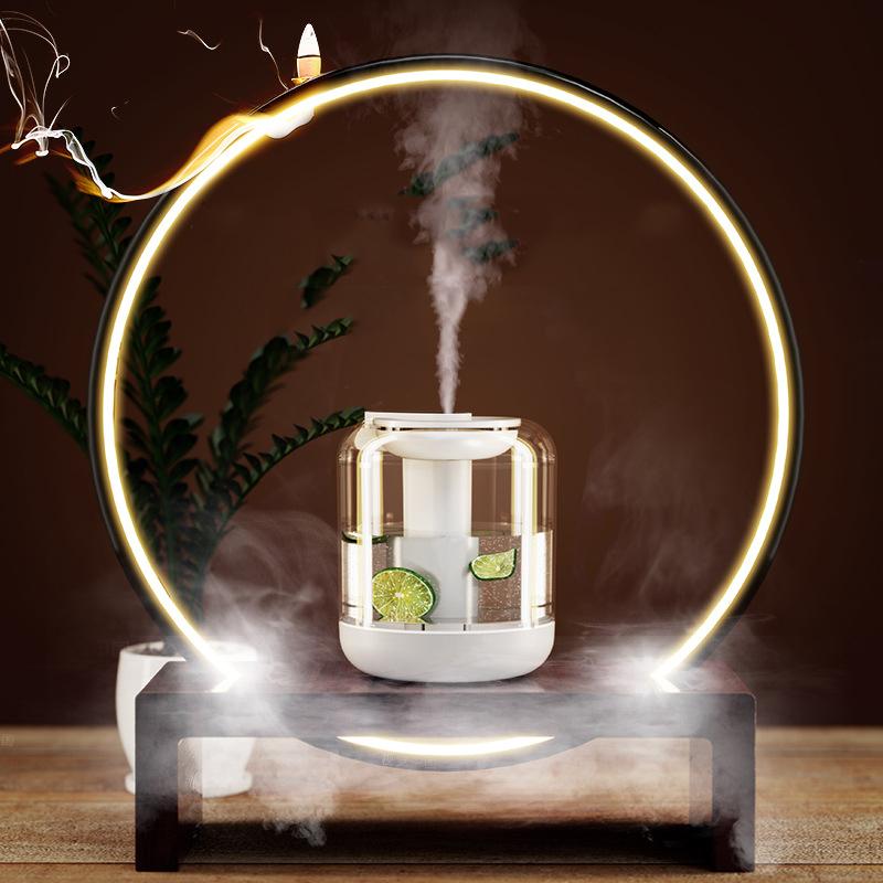 Creative Wireless USB Fruit Flower Humidifier