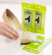 Tissue Basah Khusus Sepatu Kulit Kulit Sintesis Shoes Polish Wet Wipes Ready Jakarta