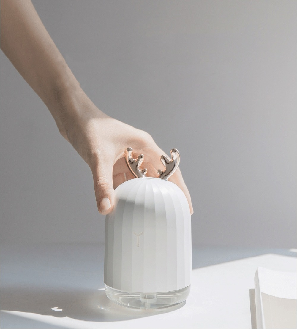 Mini Portable Humidifier setup methods