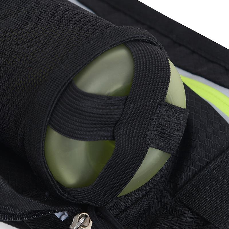 Running Waist Belt Bag With Water Bottle 16