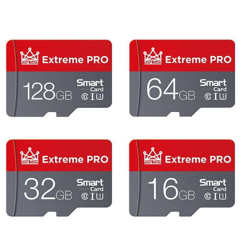 Extreme Pro Memory Card 16GB 32GB 64GB 128GB - MicroSD