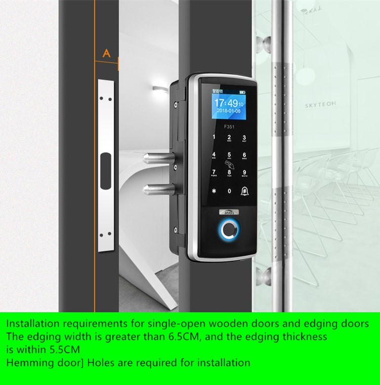 Installation requirement