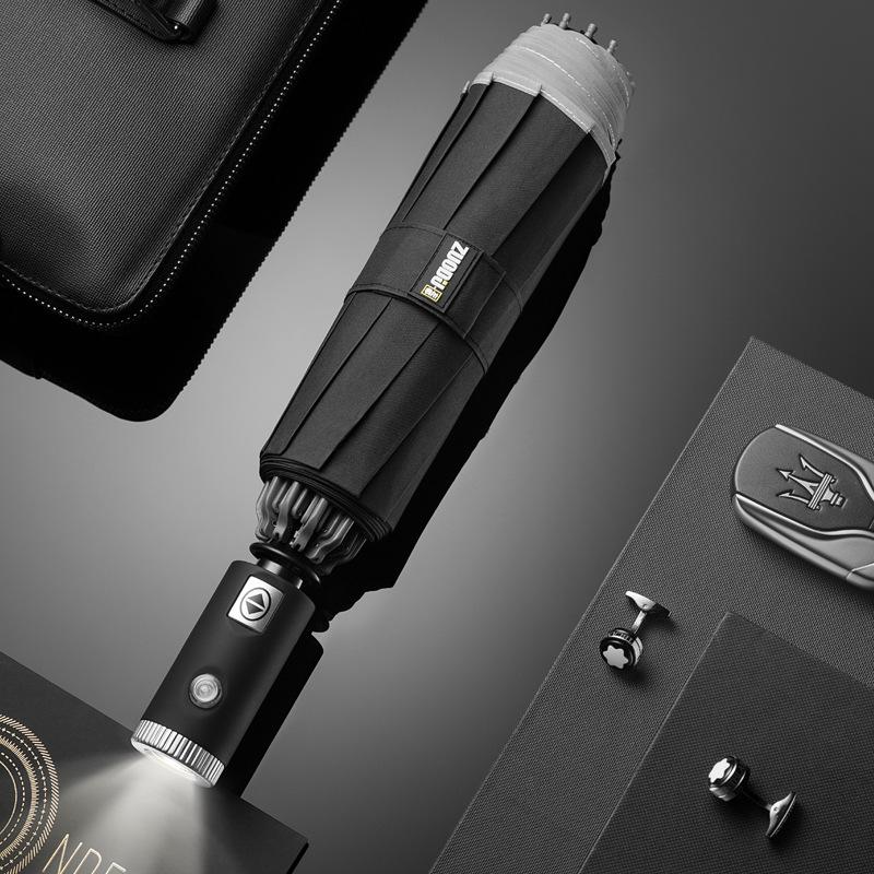 Tool - LED Flashlight Lighting Umbrella