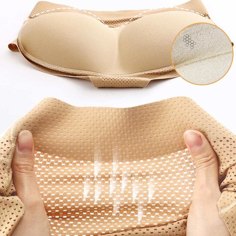 Seamless Butt Lifter Padded Underwear