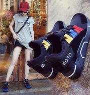 New sneakers 2021 summer ins popular shoes female girls shoes sports shoes