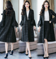 Skirt winter leisure comfortable trendy mid-length